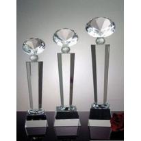 水晶奖杯1