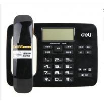 得力(deli) 794 经典款横式来电显示电话机
