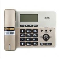 得力(deli) 796 高贵典雅老板经理横式来电显示电话机