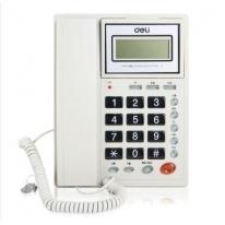 得力(deli) 786 来电显示办公家用电话机