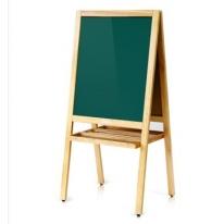 得力(deli)7894 A型儿童画板_画架 双面写字板