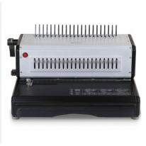 得力(deli) 3883 高效省力电动梳式胶圈装订机