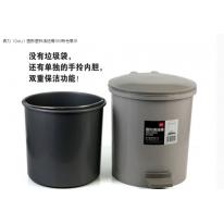 得力清洁桶 得力 959 脚踏清洁桶 得力垃圾桶 纸篓 废纸篓 垃圾篓