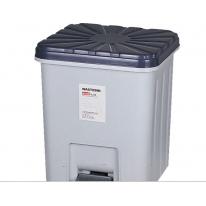 得力清洁桶 得力 956 脚踏清洁桶 方形垃圾桶 纸篓 废纸篓 垃圾篓